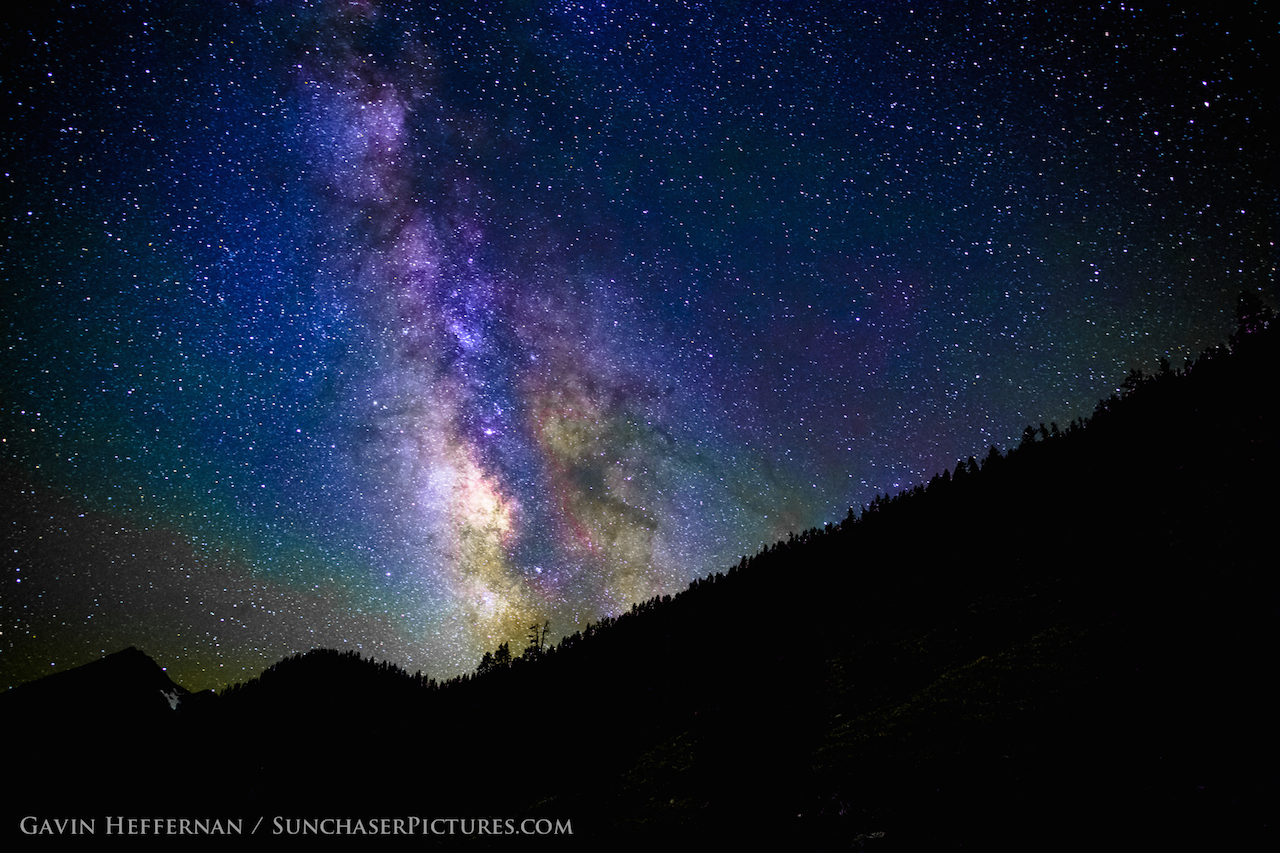 Photographer Captures Stunning Nightscapes from California Parks (Video, Photos)